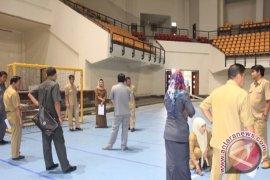 Persiapan Pelantikan Gubernur Priode 2013-2018