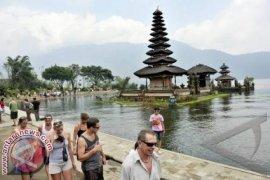 Bedugul Bali Macet Total Libur Tahun Baru