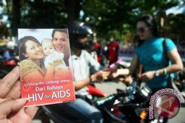 Penularan hiv/aids semakin beragam