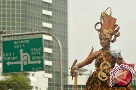 Kirab Budaya Raja Nusantara digelar Minggu di Monas