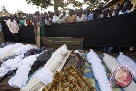 Kelompok bersenjata bunuh 34 warga sipil di Afrika Tengah