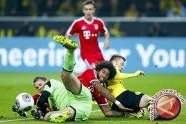 Bayern Munich sementara pimpin klasemen Liga Utama Jerman
