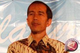 Jokowi lepas 1.603 peserta Kirab Budaya di Monas