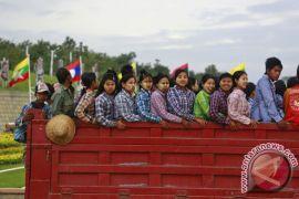 Tuan rumah melesat, Indonesia lima emas