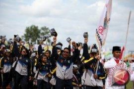 Kotabaru Kumpulkan Medali Diajang Porprov X Tabalong