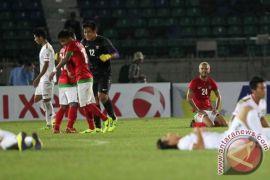 Timnas Indonesia gagal dapat emas SEA Games