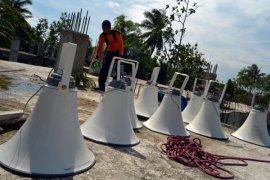 Tsunami early warning to be installed in Mukomuko
