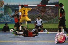 Pra PON Futsal Putaran II Kalsel vs Aceh
