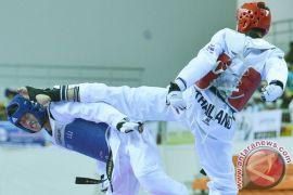 Kontingen taekwondo Indonesia pulang tanpa emas