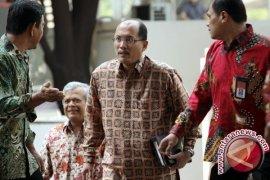 KPK kembali periksa Sekjen Mahkamah Konstitusi