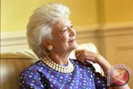 Keluarga Clinton ucapkan bela sungkawa untuk Barbara Bush
