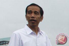 "Jokowi tinjau lokasi ""urban farming"" di Merunda"