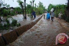 Sembilan kecamatan di Subang terendam banjir