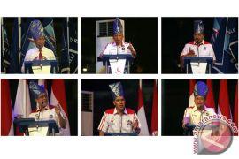 SBY bertemu Forum Pemred diskusi suksesi 2014