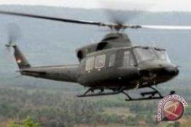 Helikopter TNI Kehilangan Kontak Ditemukan Di Malinau