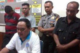 Kodam Tanjungpura Tangkap TNI dan Wartawan Gadungan Yang Memeras