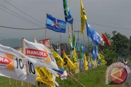 KPU Palangka Raya temukan keganjilan: satu orang urus dua partai berbeda