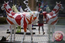Saham China merosot pada awal perdagangan
