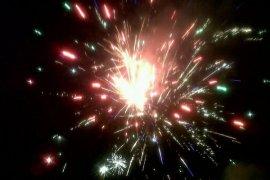 Malam Tahun Baru Imlek di Ngabang Semarak