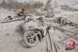 Korban Tewas Awan Panas Sinabung Jadi 15 Orang