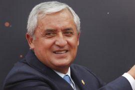 Presiden Guatemala mundur karena tersandung kasus korupsi
