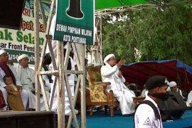Ribuan Muslim Pontianak Hadiri Tablig Akbar FPI