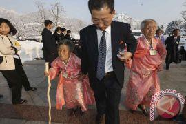 Seoul ingin bahas reunifikasi keluarga dalam perundingan dengan Korut