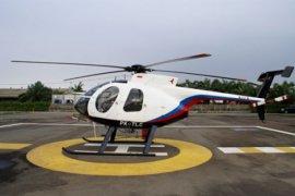 Helikopter Diperkirakan Jatuh di Danau Toba