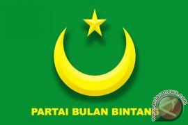 Partai Bulan Bintang buka pendaftaran bacaleg secara online