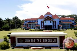Rektor UNIB Larang Dosen Jadi Timses