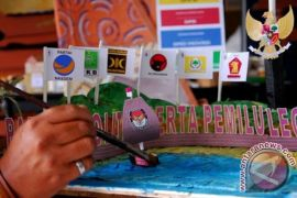 Sejumlah parpol di Bali tak kampanye umum