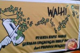 Walhi tolak alih fungsi hutan Bengkulu seluas 53 ribu ha