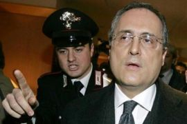 Penangguhan Presiden Lazio bertambah jadi 12 bulan terkait prokes