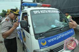 Polisi akan tindak kader partai gunakan rotator