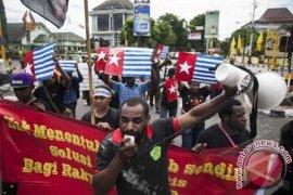 Aksi Mahasiswa Papua