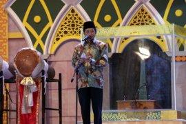 Wamenag Buka MTQ XI Provinsi Banten
