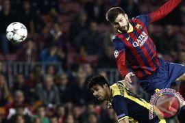 Klasemen La Liga pekan ke-27, Barcelona tinggalkan Atletico