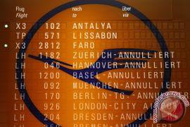 Serikat Jerman UFO ancam aksi mogok Lufthansa