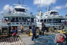 PSDKP Tangkap Kapal Pencuri Ikan di Aru