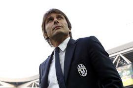 Cekcok bukan alasan Conte tidak turunkan David Luiz