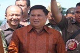 Wagub Gorontalo Pantau Pekerjaan Bendungan Randangan