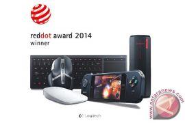 Lima produk Logitech raih penghargaan Red Dot