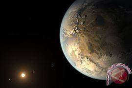 Ilmuwan temukan planet mirip Bumi