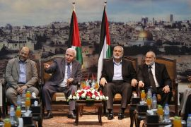 "Iran sambut rekonsiliasi Palestina ""anti-Zionis"""