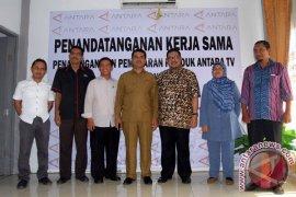 LKBN Antara Gandeng Televisi Dan Radio Aceh