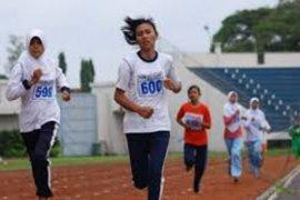 600 Pelajar Se-karawang Ikuti Lomba Olahraga Tradisional