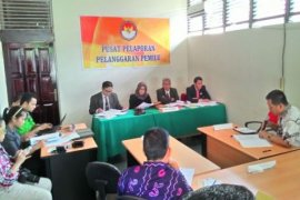 DKPP Sidang Kode Etik Ketua KPU Bengkayang