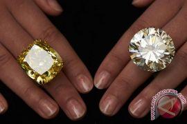 Nilai dolar masih tinggi, harga berlian melambung