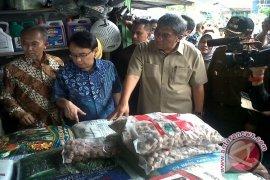Wamendag tinjau sejumlah pasar tradisional di Tanjabar