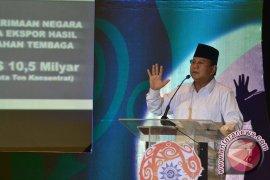 Prabowo : Satu Partai Besar Kemungkinan Bergabung